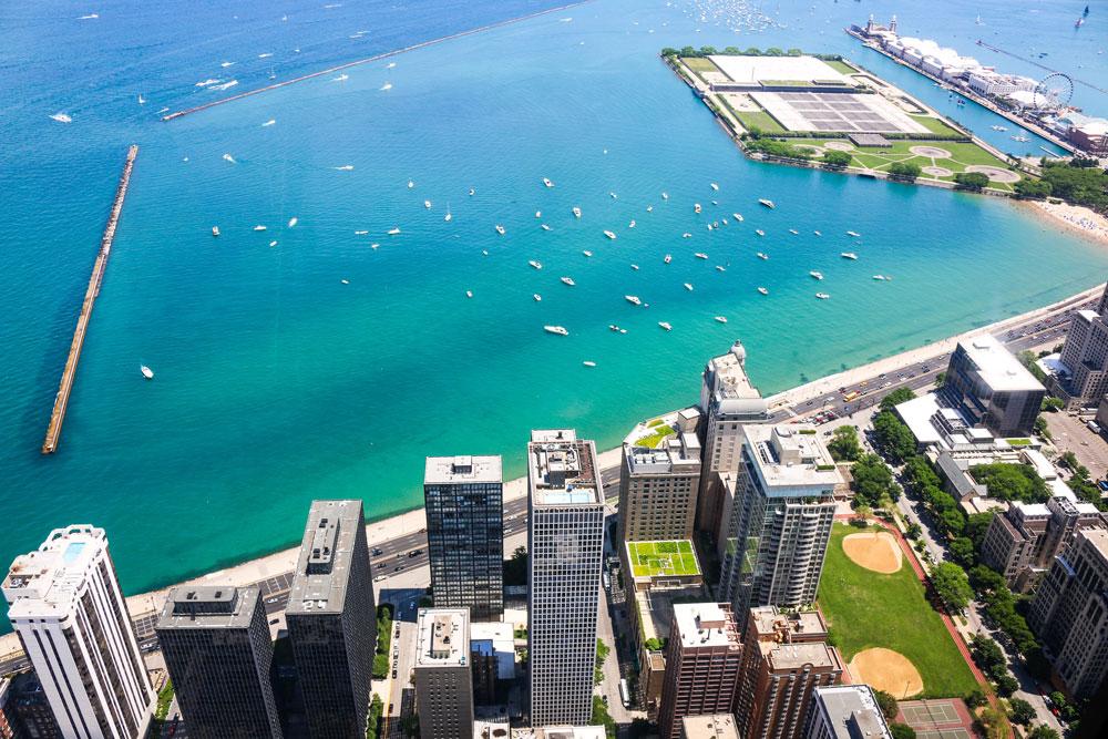 chicago-ariel